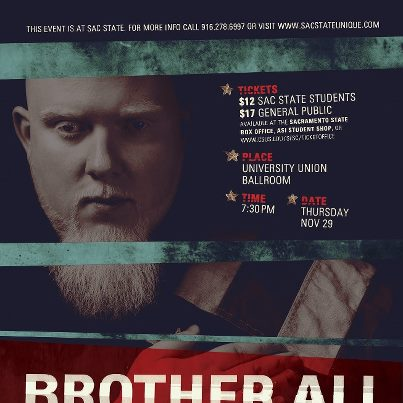 Brother Ali @ Sac State 11/29